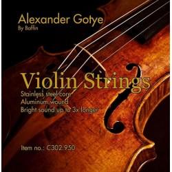 Violin Strings Set...
