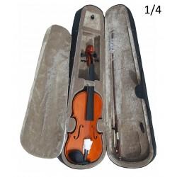 Set Laminated Violin 1/4...