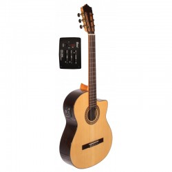 Amplified Classical Guitar...