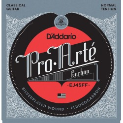 String Set D'addario CARBON...