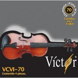 Juego de cuerdas Víctor...