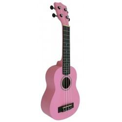 Ukelele Soprano LANAI Pink...